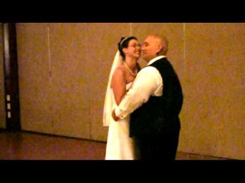 Keith and Michele Cruz Bride and Groom Dance