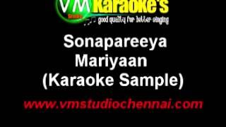 Sonapareeya Karaoke