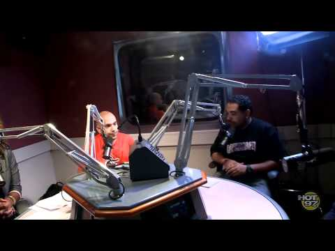 Marques Houston Talks to Ciph & Rosenberg about  Raz B calling him a Pedophile