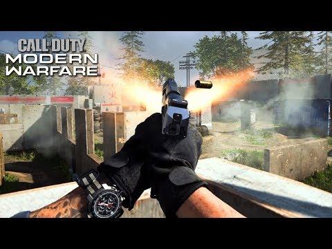 Why do the Guns in Modern Warfare Feel So Good?
