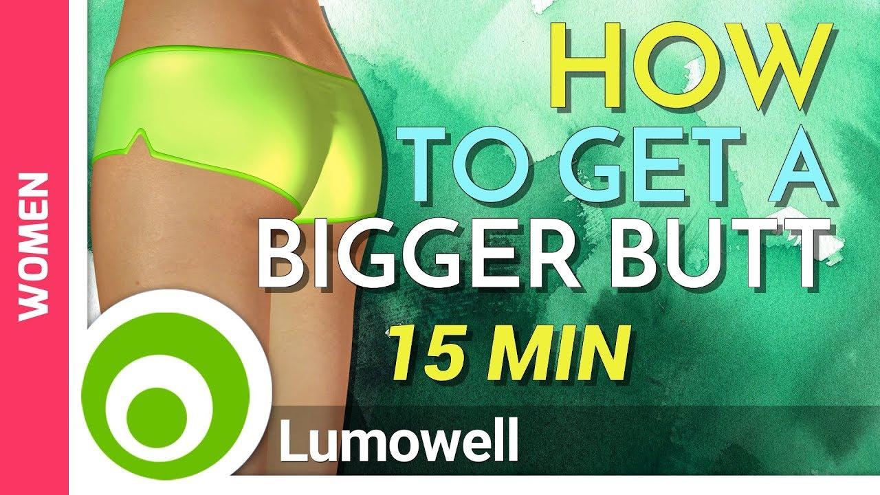 Can i make my buttocks bigger