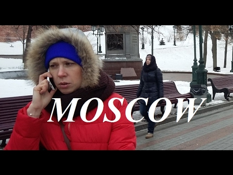 Russia/Moscow (Sightseeing Moscow with Elena) Part 12