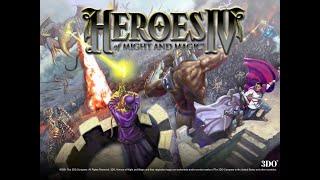 Прохождение: Heroes of Might and Magic IV (Природа) (Ep 4) Победа !