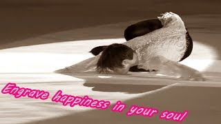 羽生結弦があなたの魂に幸せを刻みます Engrave happiness in your soul#yuzuruhanyu