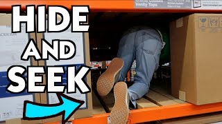 FORT HIDE AND SEEK CHALLENGE!