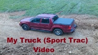 Truck Update (sport Trac) Making A Tonneau Cover Part 1