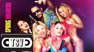 Spring Breakers (REVIEW) - TSV Podcast [UNRELEASED]