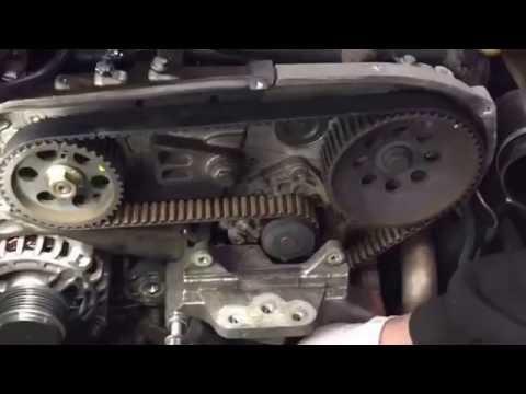 Symptoms of a bad or failing Timing Belt & water pump