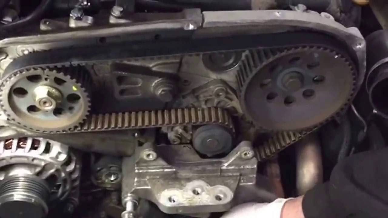 97 Honda Civic Engine Diagram Daikin Air Conditioner Wiring Symptoms Of A Bad Or Failing Timing Belt & Water Pump - Youtube