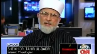 CNN Amanpour asked very strange Question to dr t Q