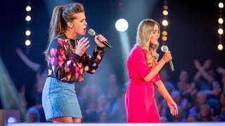 Rachael O'Connor Vs Amelia O'Connell: Battle Performance - The Voice UK 2014 - BBC One