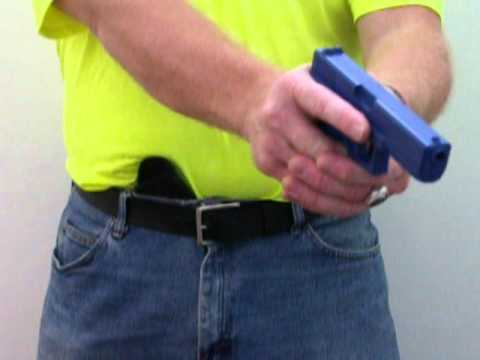 Gear Review: Sticky Holsters - The Truth About Guns