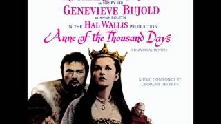 Anne of the Thousand Days OST - 5. Fanfare And Dances For Henry VIII