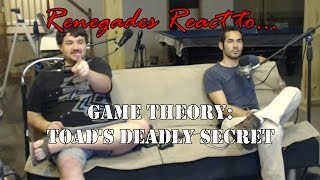 Renegades React to... Game Theorists: Fear Toad