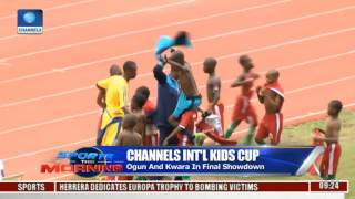 Channels Int'l Kids Cup: African Church To Face Burahanudeen In Final