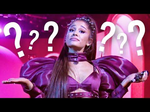 Misheard Ariana Grande Lyrics