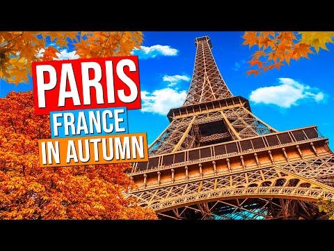 PARIS - FRANCE City Tour [Fall/Autumn] | Paris en Automne