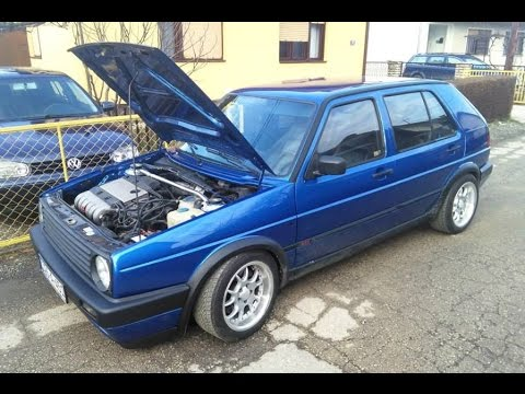 golf 2 vr6 by sandra vr tuning test voznja youtube. Black Bedroom Furniture Sets. Home Design Ideas