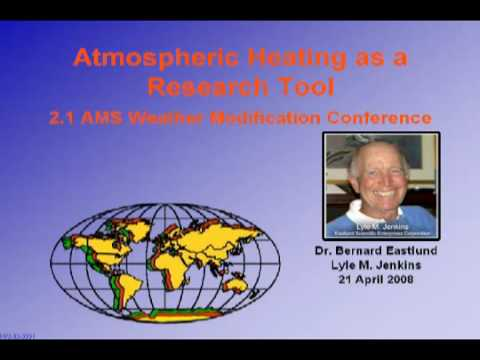 Weather Modification and Tornado Mitigation by Electromagnetic Satellite Beam