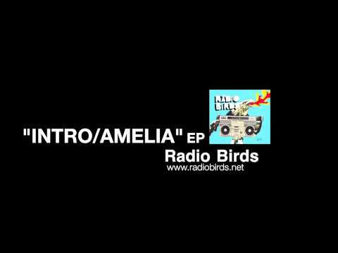 "Radio Birds ""Amelia"" 