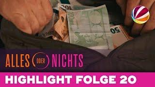 Das Geld ist weg | Highlight | Alles oder Nichts | SAT.1 TV