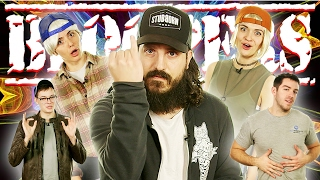 Dude Bros! on SourceFed Bloopers