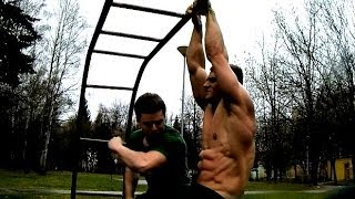 Real life Warrior Workout TRAILER