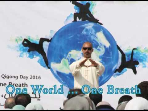 """And Your Very Flesh Shall be a Great Poem"" -- Walt Whitman -- WORLD TAI CHI & QIGONG DAY"