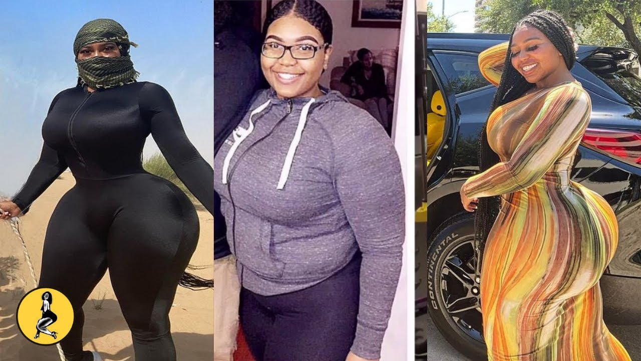 Download Myesha Boulton's amazing Weight Loss, from Fat Girl to Curvy Girl | Plus-size model