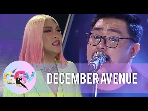 GGV: Vice savors the  of the song Sa Ngalan ng Pag-ibig