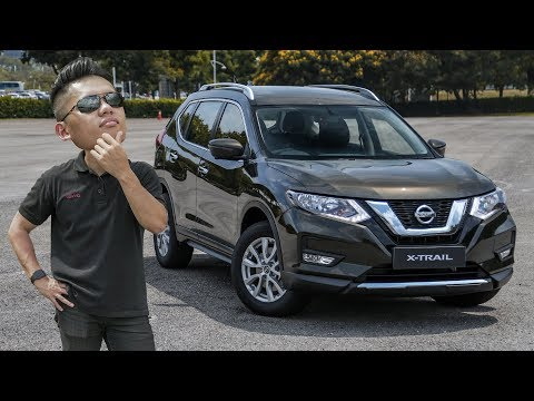 FIRST DRIVE: 2019 Nissan X-Trail Facelift Malaysian Review - RM134k To RM160k