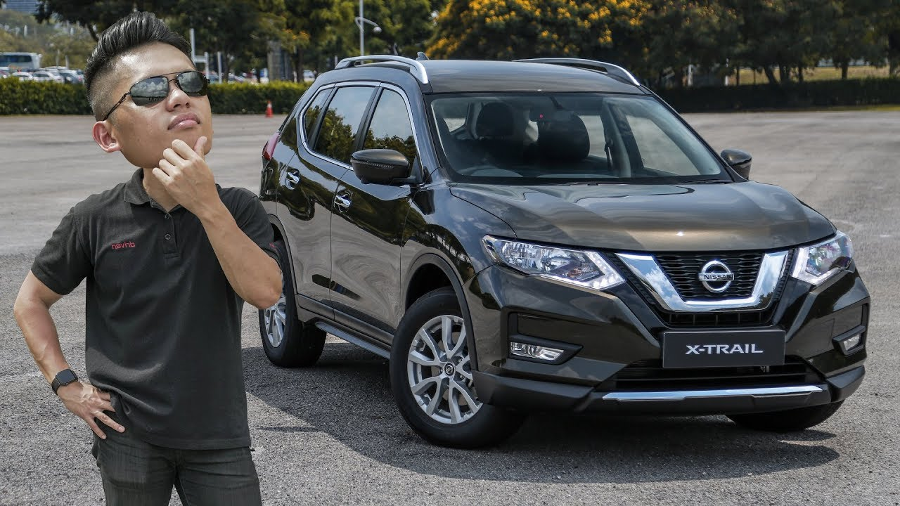 First Drive 2019 Nissan X Trail Facelift Malaysian Review Rm134k To Rm160k Youtube