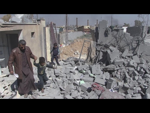 Caught in the crossfire: The human cost of the battle for Mosul