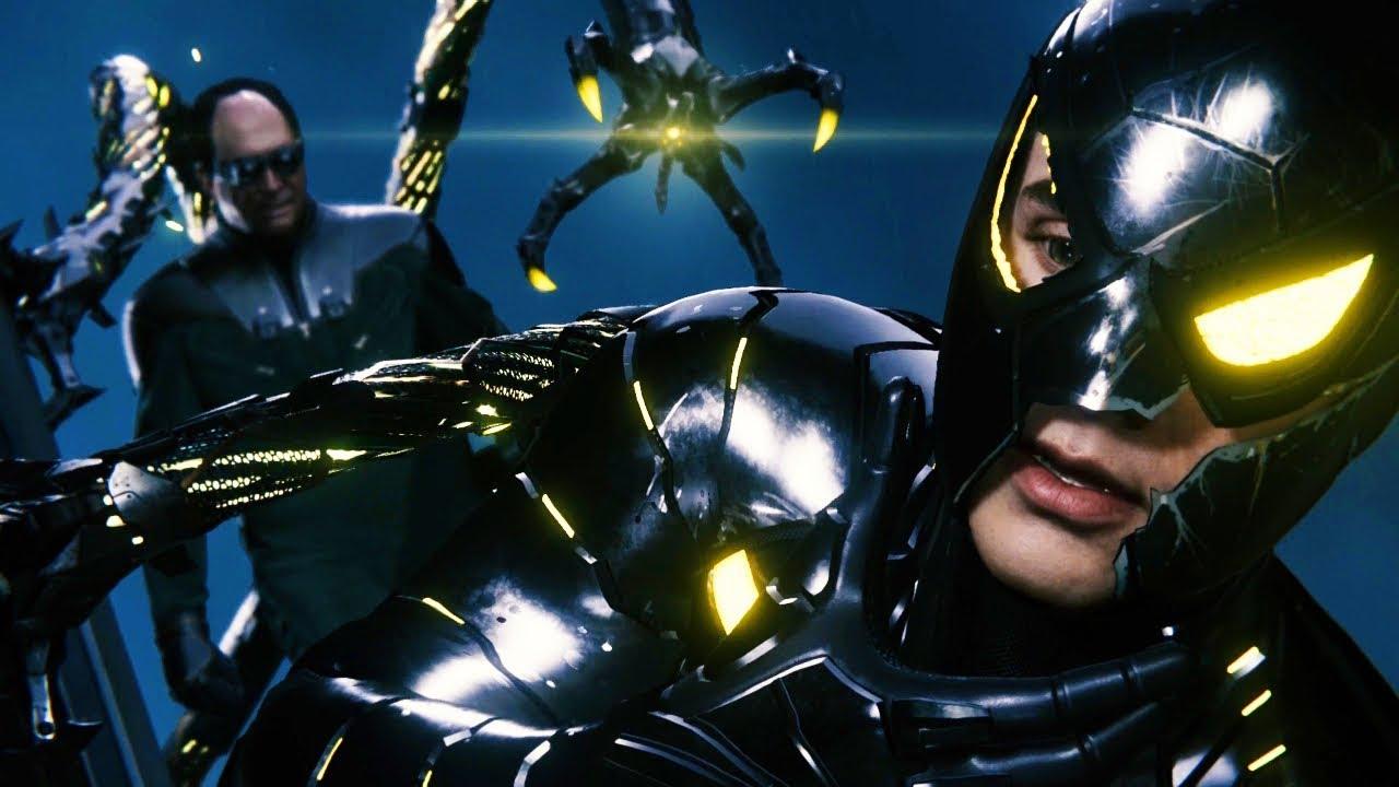 venom teaser & final boss fight! - spider-man ps4 gameplay part 22
