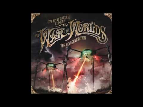 Jeff Wayne, Liam Neeson, Gary Barlow - The Eve of the War (War of the Worlds New Generation)