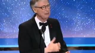 Mr. Rogers was inducted into TV hall of fame by a man who appeared on his show as a boy