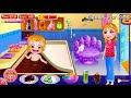 Baby Hazel Royal Bath -  Funny video kids - games for kids