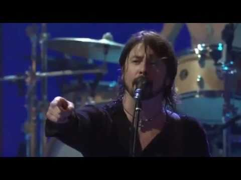 "Dave Grohl (Foo Fighters) - pissed because of a ""fan"" fight. uncensored. iTunes Festival"