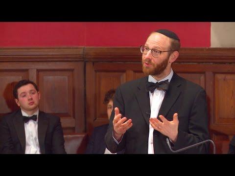 Religious Freedom Supersedes Civil Liberties   Rabbi Rosenfeld Schueler   Part 3 of 6