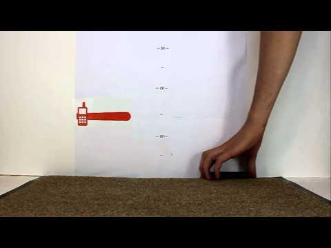 Samsung C3050. Падение на ковер с 1 метра