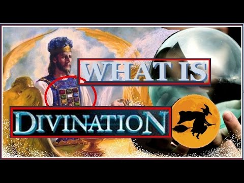 DIVINATION - THIS VIDEO MAY BE BANNED BY TOMORROW - PLEASE WATCH