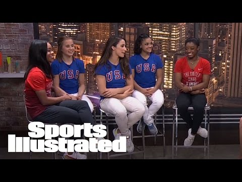 The USA Women's Gynmastics Team Recap the 2016 Rio Olympics | SI NOW | Sports Illustrated