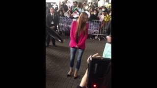 安室ちゃんアジアツアー香港で開催された,pinkでカワイイ! 香港で最高...