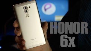 هونر ٦ اكس | honor 6x | الشرح الكامل | مراجعة