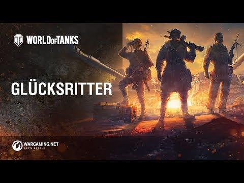Glücksritter auf der Weltkarte [World of Tanks Deutsch] thumbnail