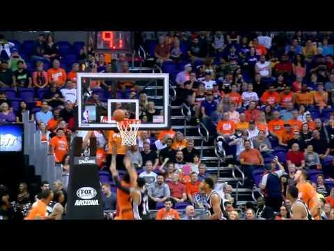 San Antonio Spurs vs Phoenix Suns | October 31, 2014 | NBA 2014-15 Season