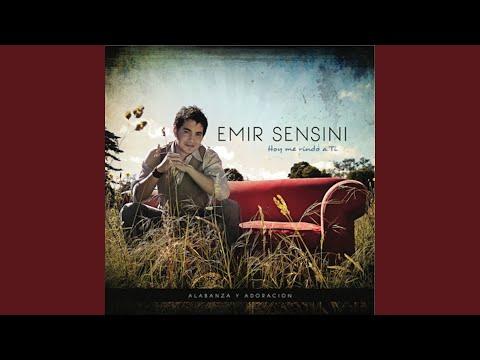 musica de emir sensini eres digno de adorar