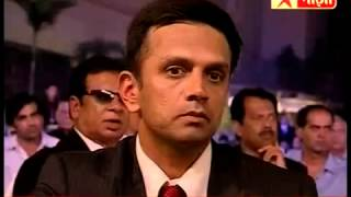 Sourav Ganguly speaks at Rahul Dravid's felicitation