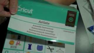 ctmh cricut artiste tips on making 3d objects and cards