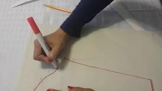 هذ الفيديو يتمحور حول كيفية عمل الباترون الأساسي للكم رقم 1 بطريقة جد سهلة التابع للباترون الأساسي رقم 1...